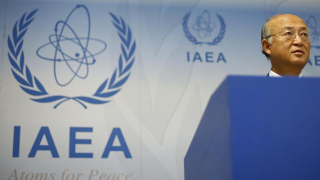 Les Occidentaux ont convaincu la Russie et la Chine de se joindre à eux pour condamner l'extension continue du programme nucléaire iranien lors de la réunion du conseil de l'Agence internationale de l'énergie atomique (AIEA), a-t-on appris mardi de source diplomatique. [AFP]