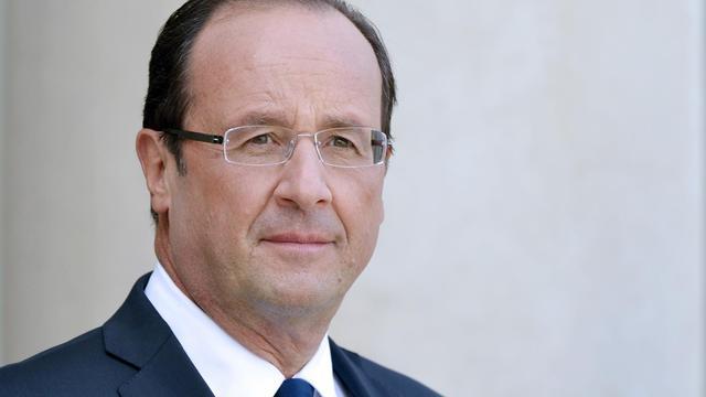 François Hollande abandonne neuf points de popularité, à 60%, dans le tableau de bord politique Ifop pour Paris-Match publié mardi, réalisé avant sa prestation télévisée de dimanche soir. [AFP]