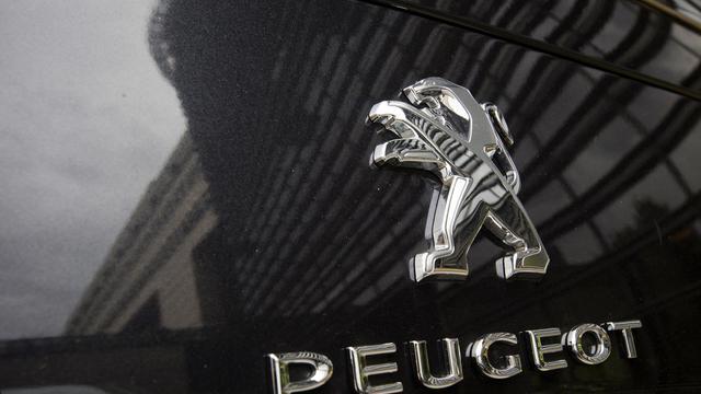 Le logo de PSA Peugeot Citroën [Joel Saget / AFP/Archives]