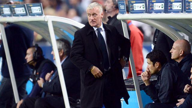 La rupture est en marche depuis l'arrivée de Didier Deschamps à la tête d'une équipe de France largement renouvelée et qui a réappris à gagner sous la direction de son nouveau patron au style radicalement différent de celui de ses prédécesseurs. [AFP]