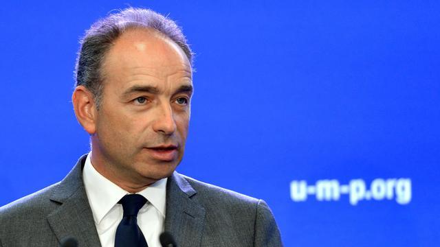Le secrétaire général de l'UMP, Jean-François Copé, le 12 septembre 2012 [Eric Feferberg / AFP/Archives]
