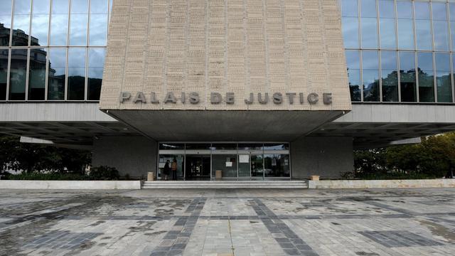 Le tribunal d'Annecy le 12 septembre 2012 [Jean-Pierre Clatot / AFP/Archives]