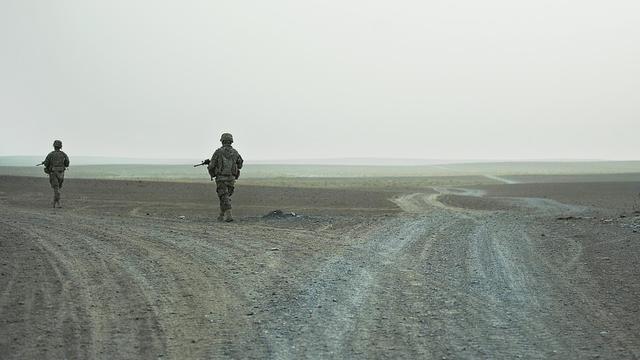 Des soldats de l'Isaf, la force armée de l'Otan en Afghanistan [Tony Karumba / AFP/Archives]