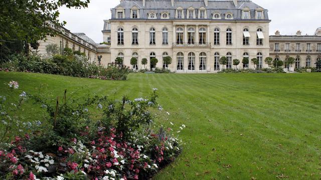 Le palais de l'Elysée le 14 septembre 2012 [Thomas Samson / AFP/Archives]
