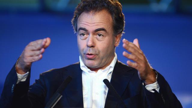 Luc Chatel le 15 septembre 2012 à Samoens [Philippe Desmazes / AFP/Archives]