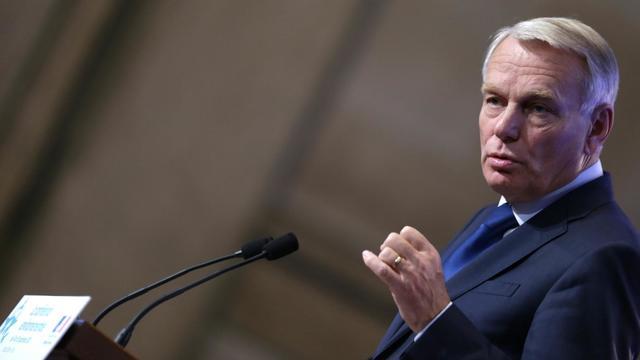 Le Premier ministre, Jean-Marc Ayrault, le 15 septembre 2012 à Paris [Kenzo Tribouillard / AFP/Archives]