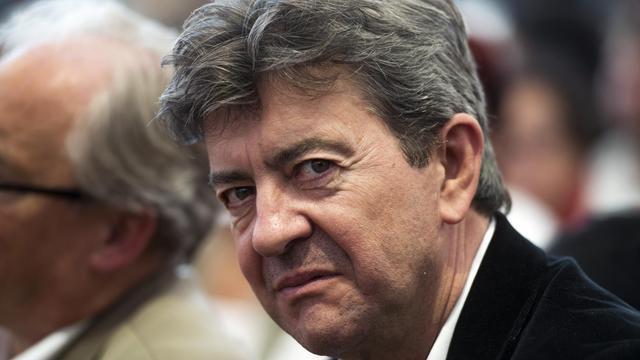 Le co-président du Parti de gauche Jean-Luc Mélenchon le 15 septembre 2012 à La Courneuve [Fred Dufour / AFP/Archives]