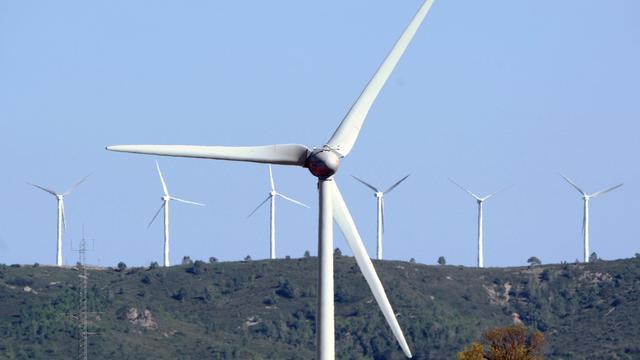 Une éolienne [Pascal Pavani / AFP/Archives]