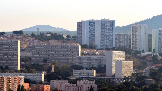 Des logements sociaux [Gerard Julien / AFP/Archives]