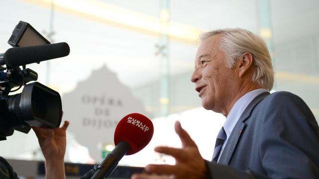 François Rebsamen, le 19 septembre 2012 à Dijon [Philippe Desmazes / AFP/Archives]
