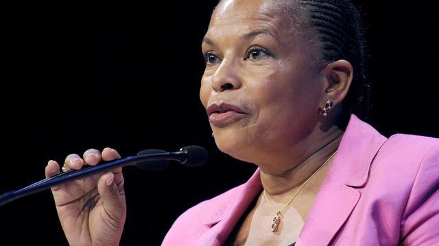 Christiane Taubira, le 24 septembre 2011 à Montpellier [Pascal Guyot / AFP/Archives]
