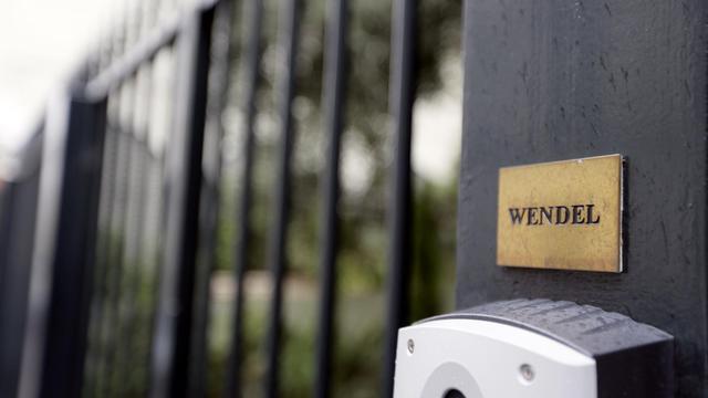 Le siège de Wendel à Paris [Kenzo Tribouillard / AFP/Archives]