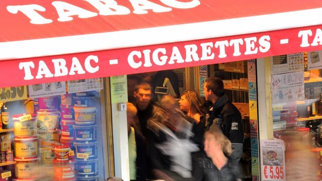 Un bureau de tabac [Philippe Huguen / AFP/Archives]