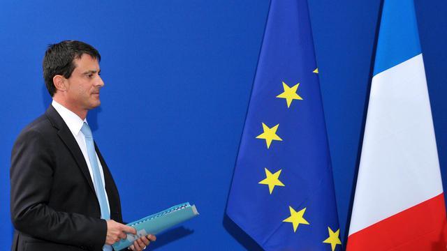 Manuel Valls, le 12 octobre 2012 à Marseille [Gerard Julien / AFP/Archives]
