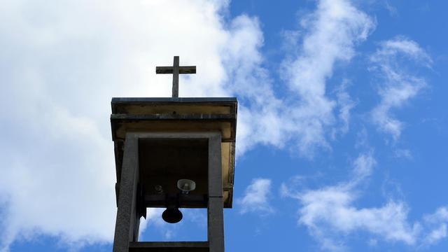 Un clocher [Alain Jocard / AFP/Archives]