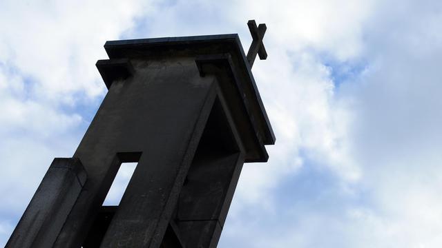 Une église [Alain Jocard / AFP/Archives]