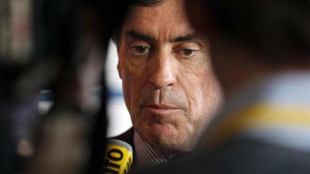 Jérôme Cahuzac répond aux questions des journalistes, le 20 novembre 2012 à Paris [Francois Guillot / AFP/Archives]