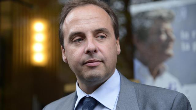 Le député-maire (UDI) de Drancy, Jean-Christophe Lagarde, le 24 novembre 2012 à Paris [Bertrand Guay / AFP]