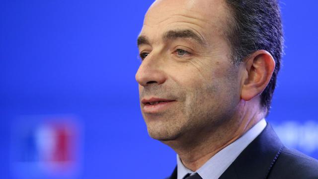 Jean-François Copé, président de l'UMP, le 28 novembre 2012 à Paris [Thomas Samson / AFP/Archives]