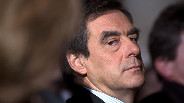 L'ex-Premier ministre François Fillon le 2 décembre 2012 à Asnières-sur-Oise [Fred Dufour / AFP/Archives]