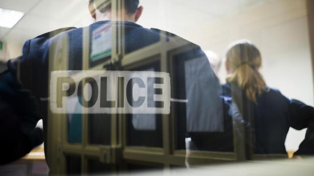 Des policiers [Fred Dufour / AFP/Archives]