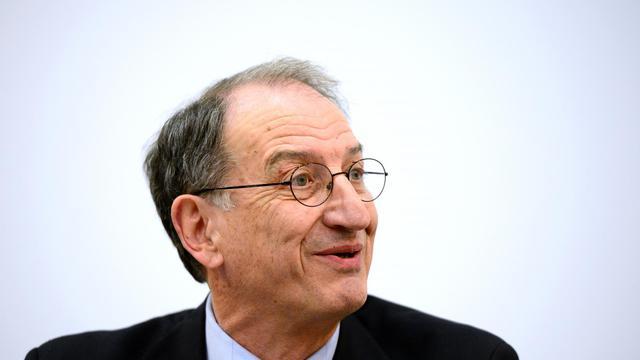 Le président du Comité national olympique et sportif français (CNOSF) Denis Masseglia le 5 décembre 2012 à Paris [Franck Fife / AFP/Archives]
