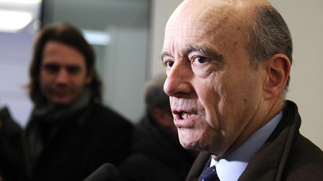 Alain Juppé, le 19 décembre 2012 à Paris [Edouard de Mareschal / AFP/Archives]