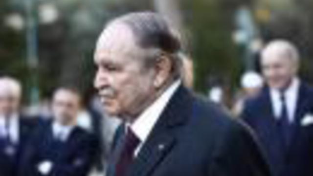 Le président algérien Abdelaziz Bouteflika, le 19 décembre 2012 à Alger [Denis Allard / Pool/AFP/Archives]