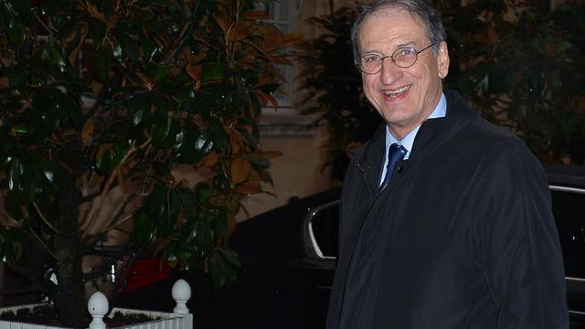 Le président du Comité national olympique et sportif français (CNOSF) Denis Masseglia le 18 décembre 2012 à Matignon [Miguel Medina / AFP/Archives]