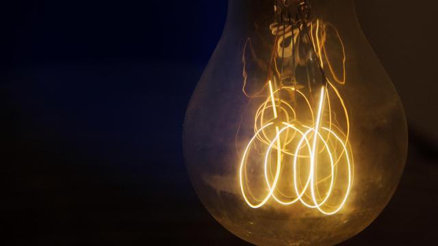 Une ampoule électrique [Sebastien Bozon / AFP/Archives]
