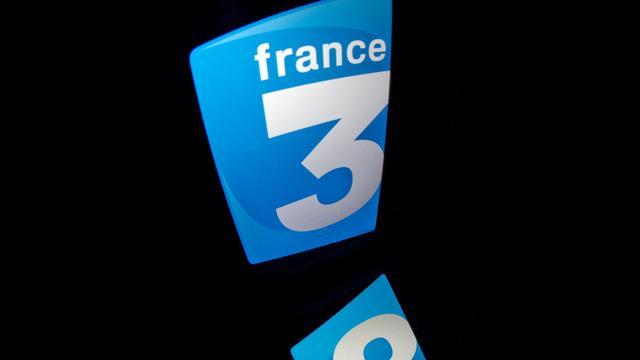 Logo France 3, décembre 2012 [Lionel Bonaventure / AFP/Archives]