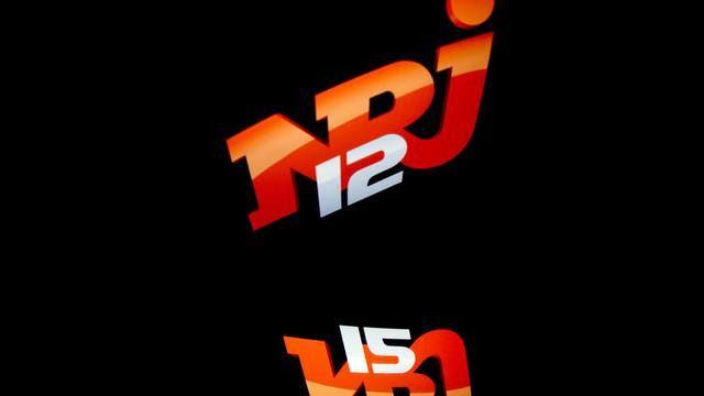 Logo de la chaîne NRJ12 [Lionel Bonaventure / AFP/Archives]