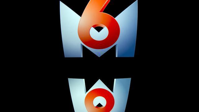 Le logo de M6 [Lionel Bonaventure / AFP/Archives]