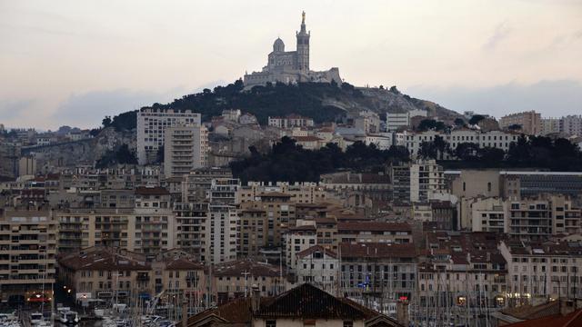 Une vue de Marseille [Gerard Julien / AFP/Archives]