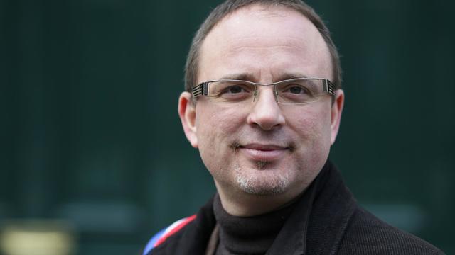 Le député PS Yann Galut pose, le 27 janvier 2013 à Paris [Kenzo Tribouillard / AFP/Archives]