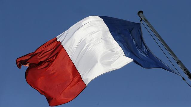 Le drapeau français [Patrick Kovarik / AFP/Archives]