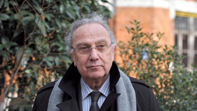 Le maire socialiste du IIIe arrondissement de Paris Pierre Aidenbaum, le 31 janvier 2013 [Eric Piermont / AFP/Archives]