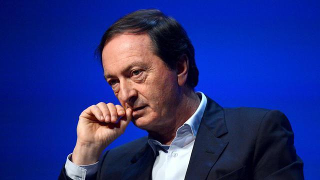 Michel-Edouard Leclerc à Saint-Malo (Bretagne), le 8 février 2013 [Damien Meyer / AFP/Archives]