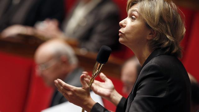 Valérie Pécresse le 13 février 2013 à l'Assemblée nationale à Paris [Francois Guillot / AFP/Archives]