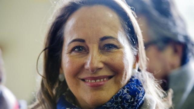 La vice-présidente de la Banque publique d'investissement (BPI), Ségolène Royal, près de Poitiers, le 25 février 2013 [Alain Jocard / AFP/Archives]