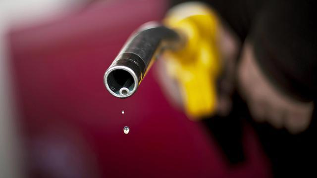 Une pompe à essence [Jeff Pachoud / AFP/Archives]