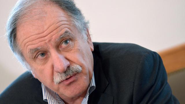 Le maire écologiste de Bègles Noël Mamère, le 21 novembre 2012 à Paris [Miguel Medina / AFP/Archives]