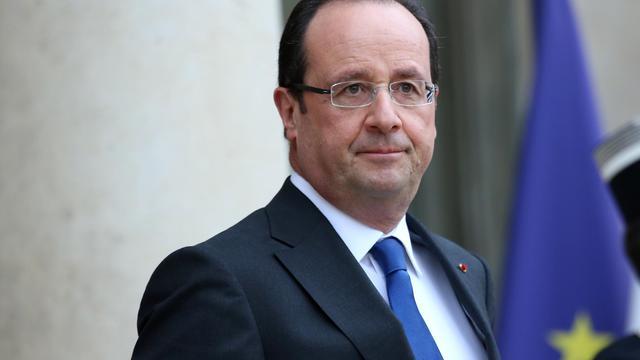 François Hollande, le 8 mars 2013 à Paris [Thomas Samson / AFP/Archives]