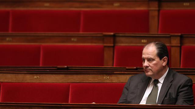 Le député socialiste Jean-Christophe Cambadélis à l'Assemblée nationale, le 11 mars 2013 [Thomas Samson / AFP]