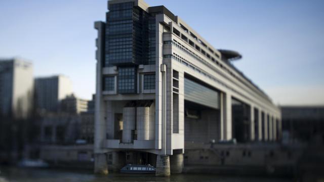 Le ministères des Finances à Bercy, le 15 mars 2013 à Paris [Fred Dufour / AFP/Archives]