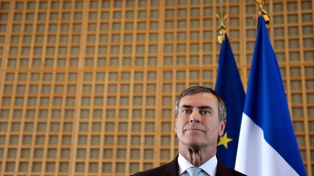 L'ancien ministre du Budget Jérôme Cahuzac, le 20 mars 2013 à Paris [Miguel Medina / AFP/Archives]