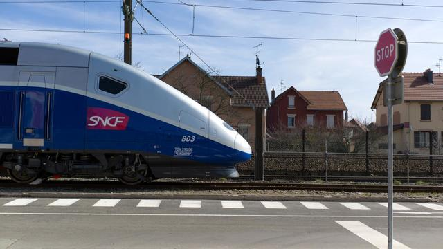 Un train de la SNCF [Sebastien Bozon / AFP/Archives]