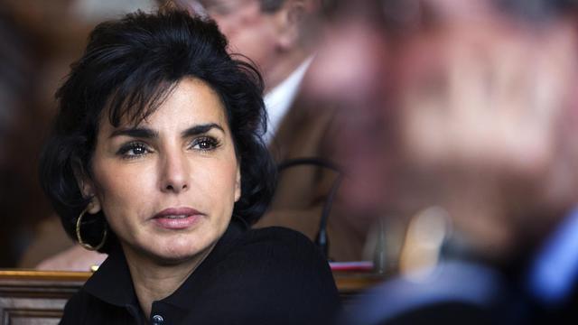L'ex-Garde des sceaux Rachida Dati, le 25 mars 2013 à Paris [Joel Saget / AFP]