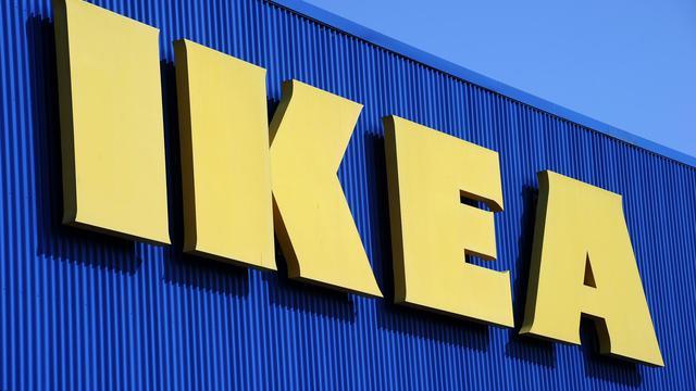 Une enseigne Ikea [Pascal Guyot / AFP/Archives]