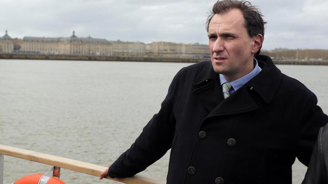 Le député PS de Gironde Vincent Feltesse, le 29 mars 2013 à Bordeaux [Nicolas Tucat / AFP/Archives]